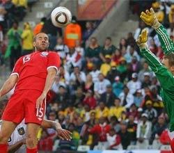 南非世界杯,厄普森