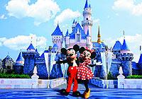 香港迪士尼乐园 梦幻国度里寻找童真