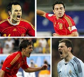 弗兰,拉姆,卡西利亚斯,南非世界杯