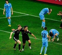 南非世界杯,赫迪拉