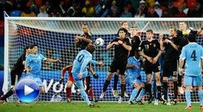 弗兰,南非世界杯
