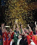 西班牙登顶时刻