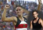 德国女运动员完成变性 自称做男人感觉骄傲