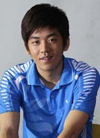 李龙大,羽毛球世锦赛