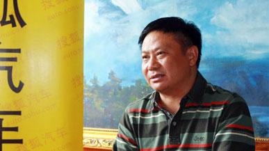 开瑞微车销售公司总经理李建国