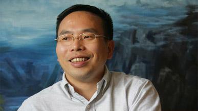 莲花汽车副总裁、销售公司总经理王顺胜