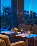 君悦酒店茶园Tiffin:置身英式花园