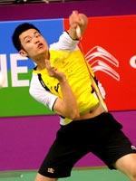 林丹,2010羽毛球世锦赛