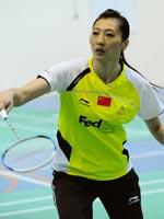 张宁亲自上,2010羽毛球世锦赛