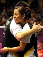 马晋,2010羽毛球世锦赛