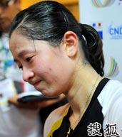 张亚雯,2010羽毛球世锦赛
