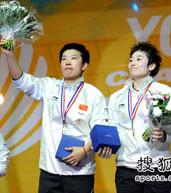 杜婧,于洋,2010羽毛球世锦赛