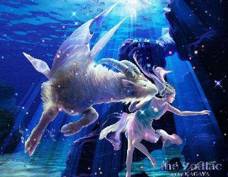 摩羯月亮双鱼男