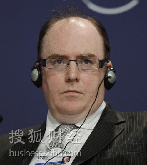 Gerard-Lyons-渣打银行全球研究首席经济学家兼集团总裁