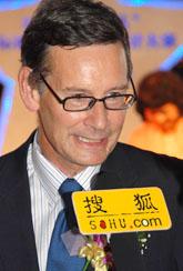 国际铂金协会CEO高伟政