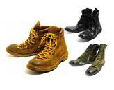 意大利皮革品牌GUIDI全手制皮靴 潮流装备