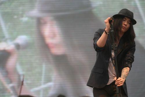 2010草莓音乐节木玛