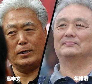 高丰文,年维泗,今日体坛