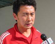 张海涛,今日体坛