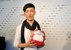 新锐设计师张磊专访