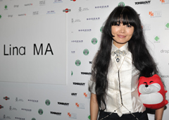 设计师LINA MA专访