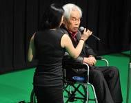 第23届东京电影节-98岁新藤兼人获评委会大奖