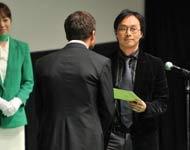 第23届东京电影节-《欢待》获日本电影视点奖