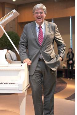 施坦威钢琴德国汉堡公司副总裁