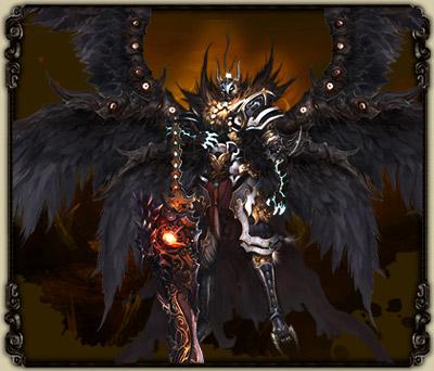 魔幻翅膀图片素材