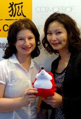 Knoll Asia业务发展经理马丽珊