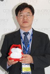 韩国科玛株式会社总经理朴庚燮