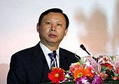 中国汽车流通协会会长何黎明先生致辞