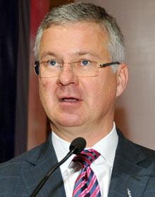 Edgor Legzdins:全球监管改革的首要目标是保护投资者