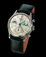 豪雅标志性时计展示150年传奇