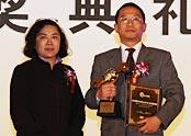 年度优秀服务品牌自主创新奖:东风乘用车公司