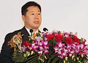 东风日产乘用车公司水平事业开发部副部长 徐川