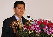 广汽丰田汽车有限公司客户服务部部长 永田和彦