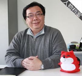 GAP大中华区总裁杨得铭