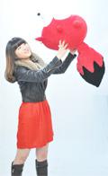 上海颜色,红色
