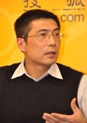 立白集团总裁助理兼首席发言人许晓东