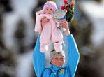 亚冬会高山滑雪