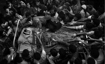 一等奖:印控克什米尔的葬礼