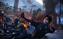 二等奖:泰国反政府暴动