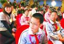 小记者首次上北京政协会