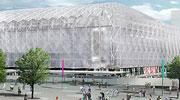 奥林匹克公园篮球馆