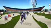 小轮车场,2012伦敦奥运会