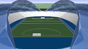 伦敦奥运会比赛场馆--奥林匹克公园曲棍球中心