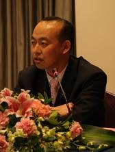 江淮乘用车营销公司副总经理李健华