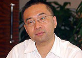 车语传媒总经理俞清木