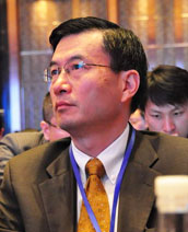 麦格纳中国区负责市场和政府关系副总裁孙星原
